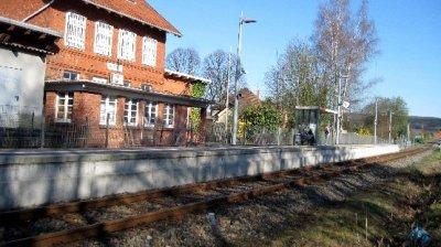 Bahnhof Hilter T.W.